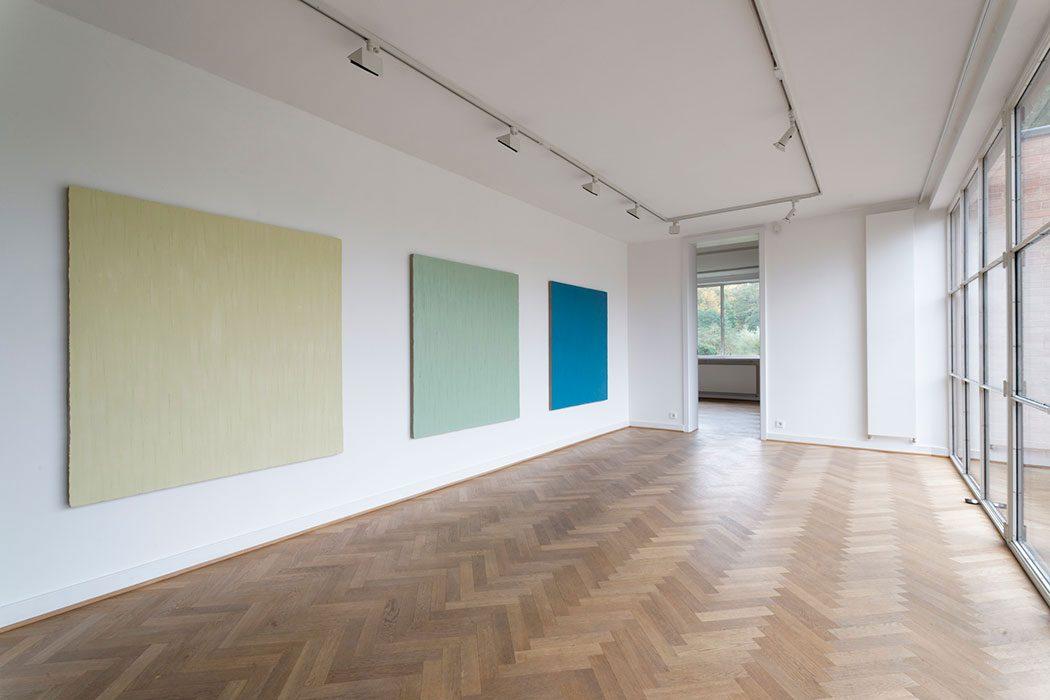 """mo-no-chrom"", 2010-11, Mies van der Rohe Haus, Berlin"