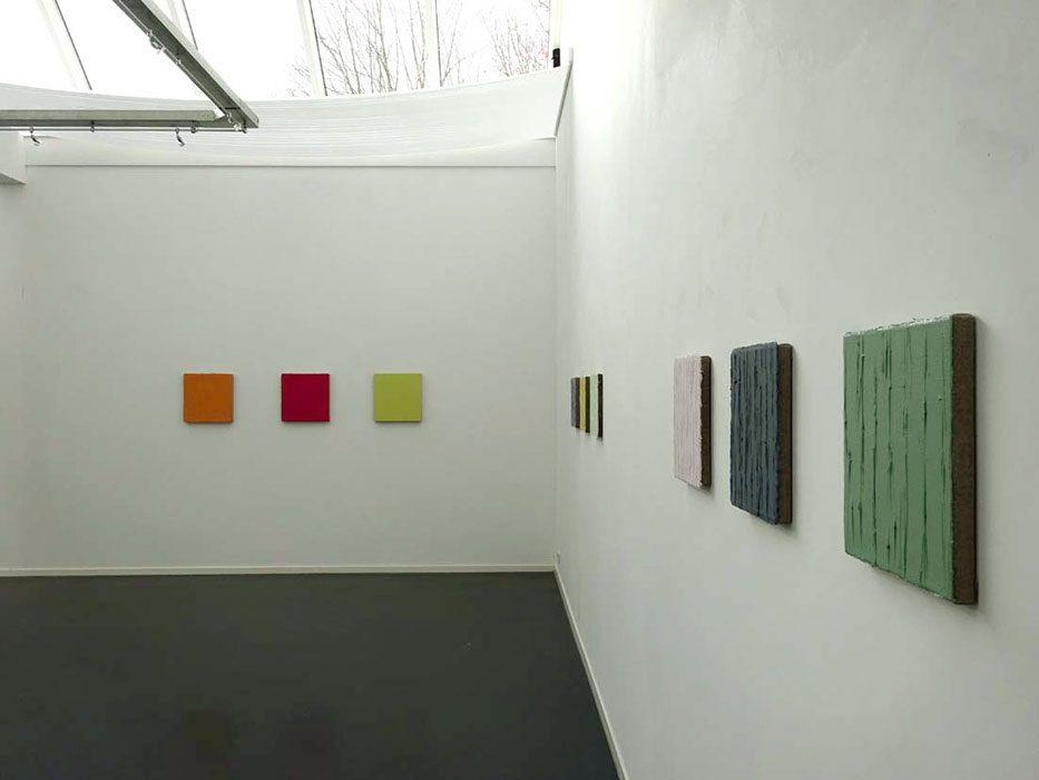 """""""Christiane Conrad und Alexandra Roozen"""" 2016, Galerie Hein Elferink, NL"""