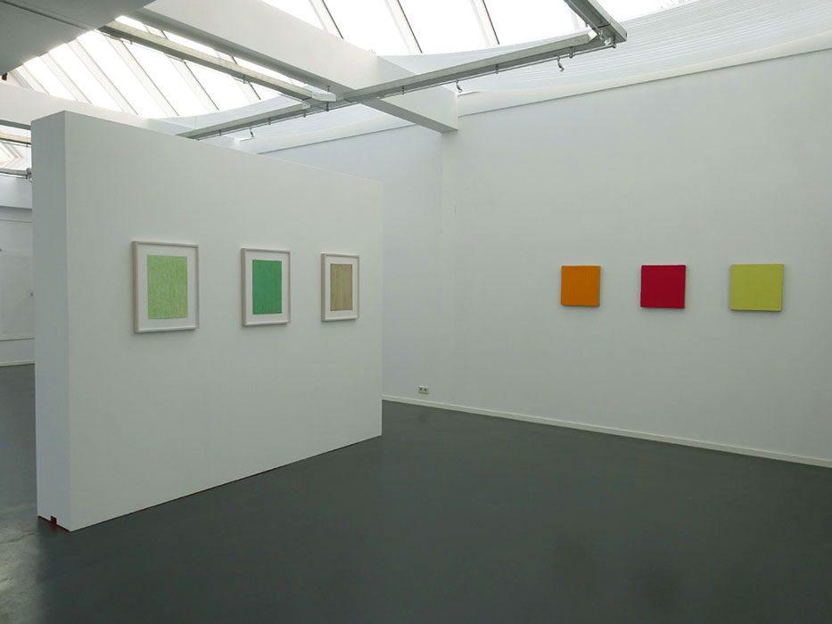 """""""Christiane Conrad u. Alexandra Roozen"""" 2016, Galerie Hein Elferink, NL"""
