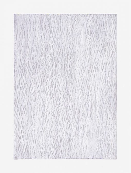 """April"" 2014, Ölpastell auf Papier, 42 x 29,7 cm, bei Potsdam"