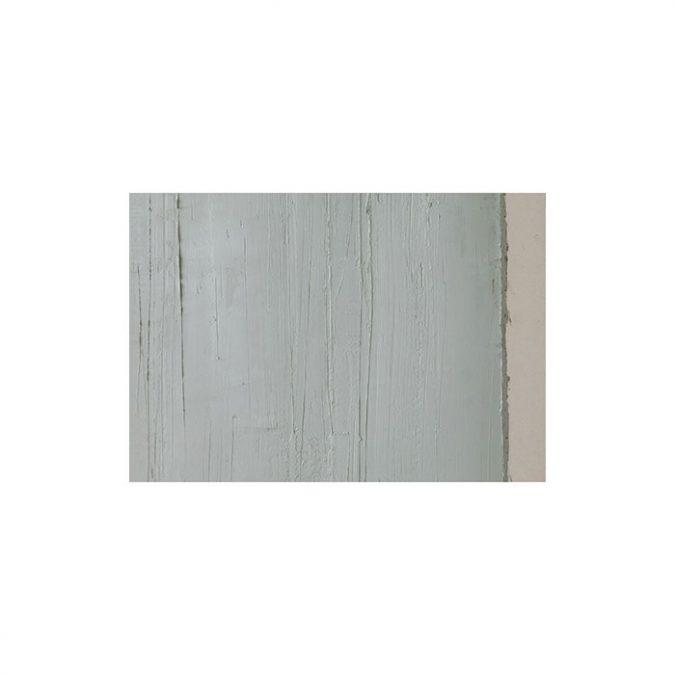 "Ausschnitt: ""Blaugrau II"", 1999, Öl auf Leinwand, 142 x 137 cm"