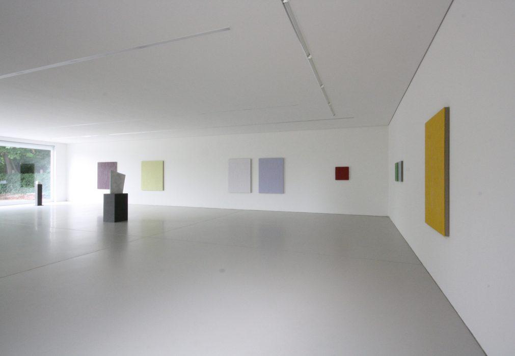 Dialoge mit Johannes Geccelli, Christiane Conrad, Malerei, Jens Trimpin, Skulptur, Jühnsdorf 2014