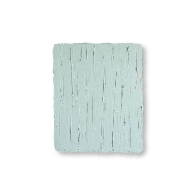 """Helles Blaugrau"" 2016, Öl auf Leinwand, 31 x 26 cm"