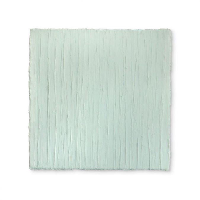 """Rauhreif"" 2015, Öl auf Leinwand, 50 x 50 cm"