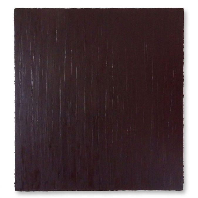 """""""Rot-Ahorn"""" 2016, Öl auf Leinwand, 140 x 130 cm"""