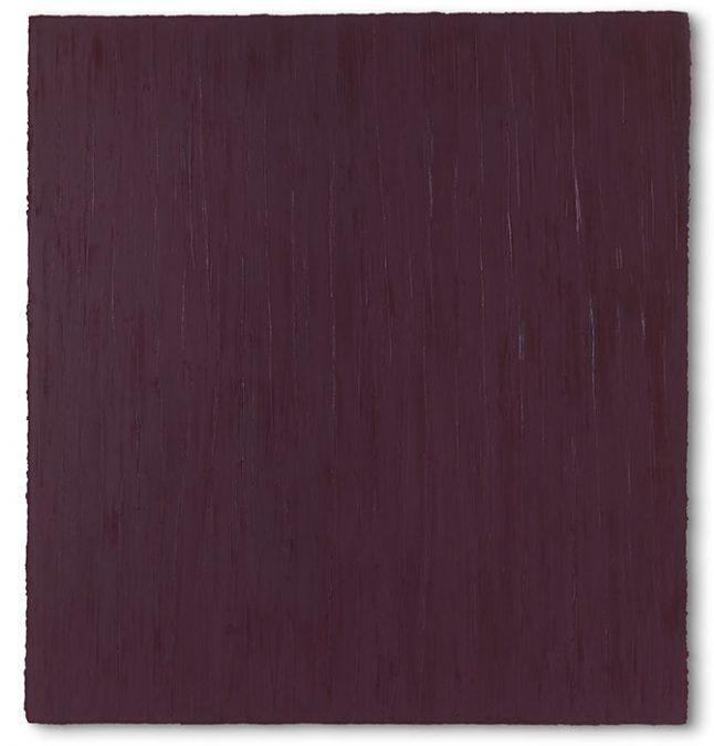 """Rotbuche"" 2009, 150 x 140 cm, Öl auf Leinwand"