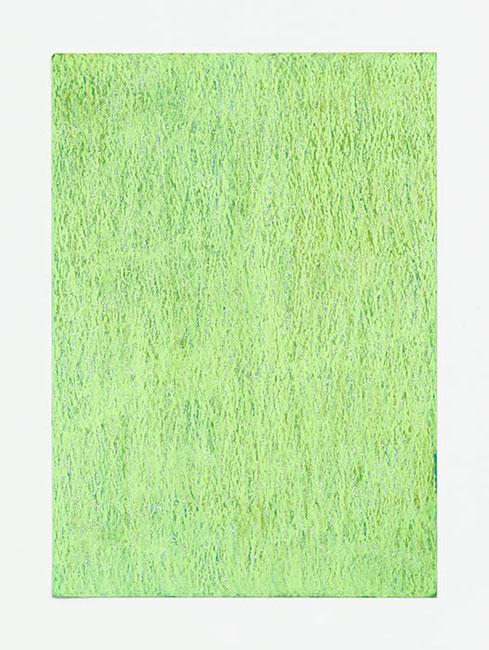 """""""Sommer"""" 2014 (Schlosspark bei Potsdam) Ölpastelle auf Papier, 42 x 30 cm"""