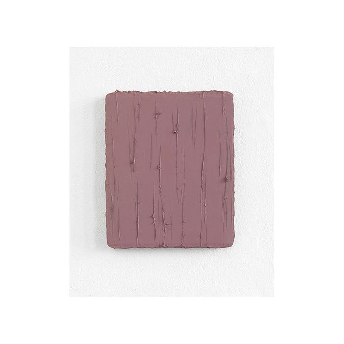 """""""Tonrosa"""" 2014, Öl auf Leinwand, 31 x 26 cm"""