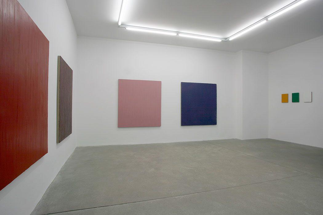 Galerie nihil nisi in Berlin, Ausstellung 2009© Marc Volk, Berlin