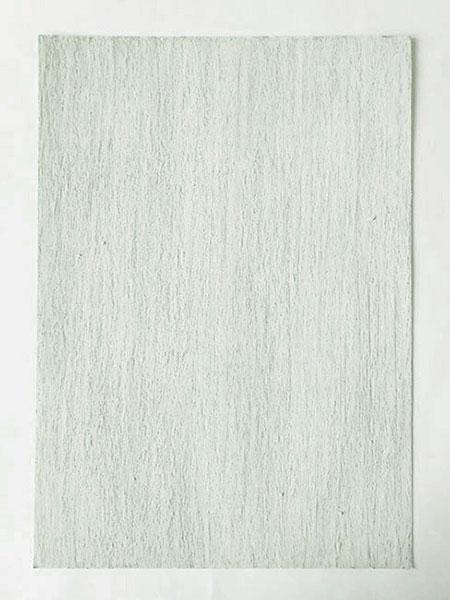 """""""Neblig"""" 2016, Ölpastell auf Papier, 42 x 29,7 cm"""